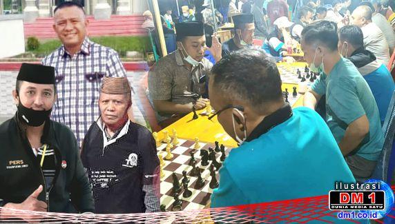Piala Bergilir Turnamen Catur Pohuwato Taluduyunu Cup 2021, Sukses Digelar di Masa Covid19