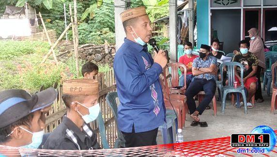 Tak Mesti di Kantor Desa, Kades Molamahu Gelar Musdes di Dusun: Bahas Hewan Kurban & Pembangunan Masjid
