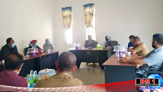 "DPRD Koltim ""Seret"" Kontraktor Masjid Jabal Nur ke RDP: Sepakat Benahi Persoalan Air Hujan"