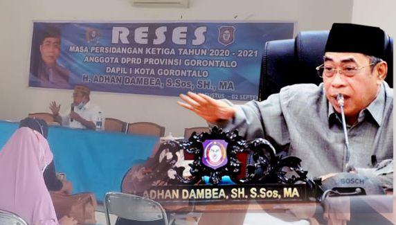 Adhan Dambea: Bukan Dipilih oleh Anggota, Menjadi Ketua DPRD Berdasar Kursi Terbanyak