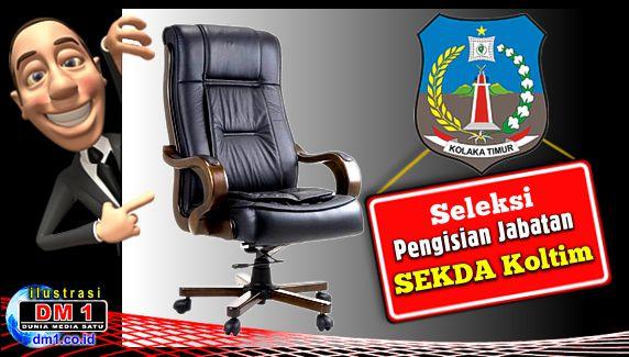 Pemkab Koltim Umumkan Pendaftaran Seleksi JPTP Sekda