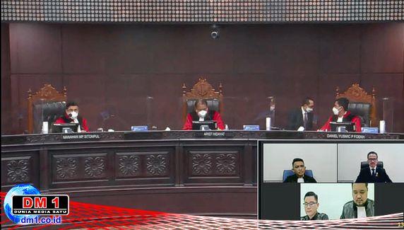 Perkara UU Pers: MK Bakal Minta Keterangan Presiden dan DPR