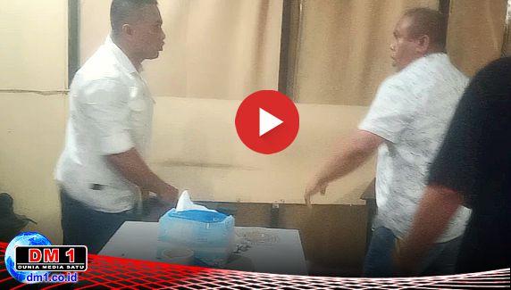 [Video] Adu Jotos Wartawan Vs LSM di Gorontalo